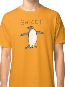 shieet a penguin Classic T-Shirt