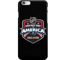 HOCKEY DAY AMERICA iPhone Case/Skin