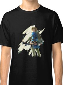 Link zelda breath of the wild Classic T-Shirt