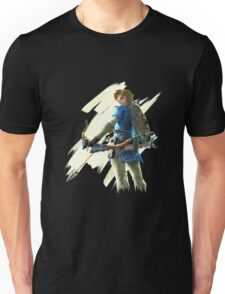 Link zelda breath of the wild Unisex T-Shirt