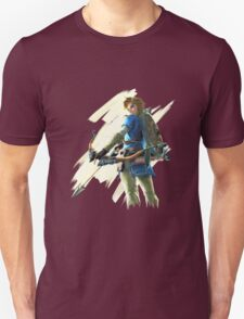 Link zelda breath of the wild Unisex T-Shirt