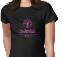 be...health! Tree Logo Shirt Womens Fitted T-Shirt