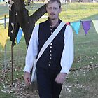 Medieval Fayre attendee by JimmyChi
