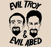 Evil Troy And Evil Abed Unisex T-Shirt