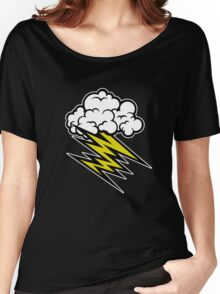 Hellacopters Grace Cloud Women's Relaxed Fit T-Shirt