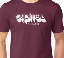 Capitol Theatre (white) Unisex T-Shirt