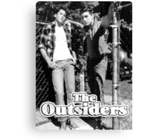 Outsiders - Sodapop & Steve Canvas Print