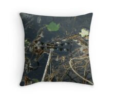 Dragonfly023 Throw Pillow