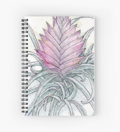 Pink Quill Spiral Notebook