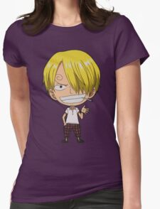 Sanji Womens Fitted T-Shirt