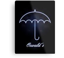 Gotham Oswald's night club Metal Print