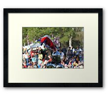 Pomp and Pagentry Framed Print