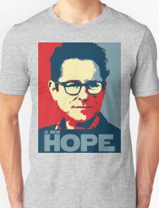 JJ Abrams Hope - In JJ We Trust Unisex T-Shirt