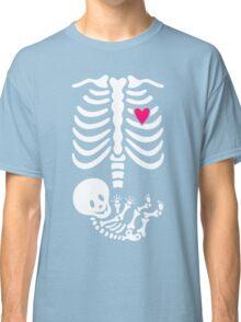 Pregnant Skeleton Classic T-Shirt