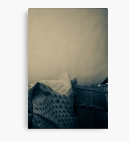 Clothed Female Torso 2 Canvas Print