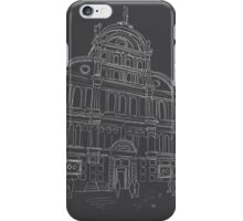 Saint Lucia Venice Illustration iPhone Case/Skin