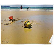 Summer at Somerset Poster