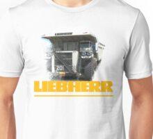 Liebherr Dozer Haul Truck Excavator Unisex T-Shirt