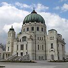 Charles Borromeo Church, Vienna Austria by Mythos57