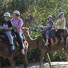 Camel Ride by JimmyChi