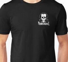 FrankenSkull Ohm Logo Small Unisex T-Shirt