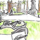 Arc de Triomf - Barcelona - www.cycleyourheartout.com by Sarah  Bayaidah