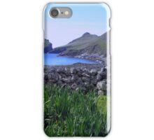 Abandoned Hirta, St Kilda iPhone Case/Skin