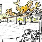 Port Vell - Barcelona - www.cycleyourheartout.com by Sarah  Bayaidah