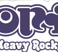 Boris - Heavy Rocks Sticker