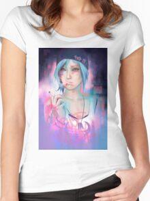 Life Is Strange - Chloe Women's Fitted Scoop T-Shirt