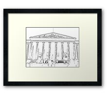 Traveler #1 Framed Print