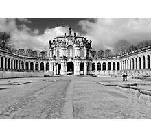 Zwinger Dresden Rampart Pavilion Photographic Print