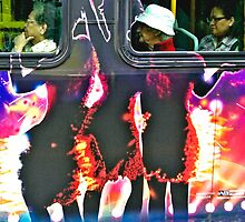 Bus Dream Girls by phil decocco
