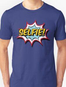 Selfie Comic Unisex T-Shirt