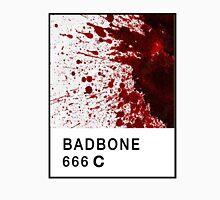 Bad Bone (Pantone) Blood 666 Unisex T-Shirt