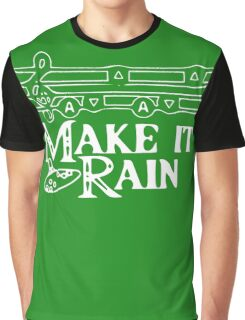 Legend of Zelda - Rain Song Graphic T-Shirt