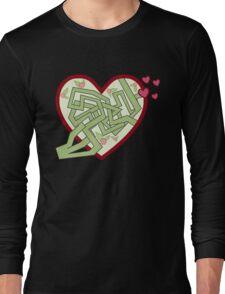Love maze Long Sleeve T-Shirt