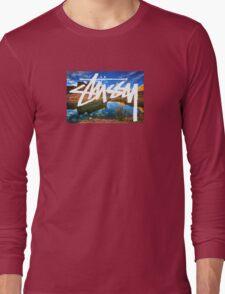 Stussy Desert Long Sleeve T-Shirt