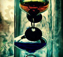 Galileo Thermometer by Robert Steadman