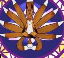 Master Fox Sticker