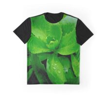 Sedum Graphic T-Shirt