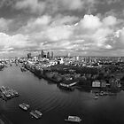 London By Flight by berndt2