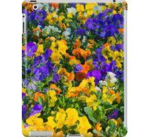 Vibrant Field iPad Case/Skin