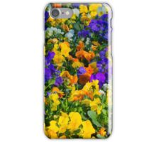 Vibrant Field iPhone Case/Skin
