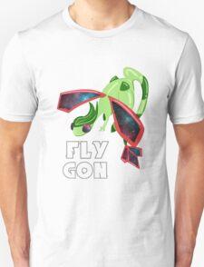 Galaxy Flygon Design Unisex T-Shirt