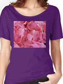 A Bed of Pink Women's Relaxed Fit T-Shirt