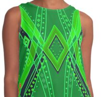 Seamless bright pattern background abstract texture Contrast Tank