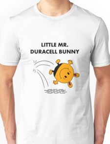 Mr Duracell Bunny Unisex T-Shirt