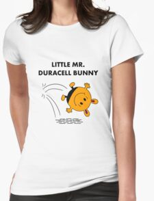Mr Duracell Bunny Womens Fitted T-Shirt