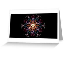Fractured Greeting Card